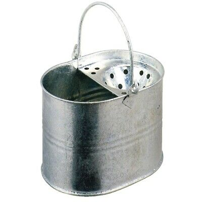 Jantex Galvanised Mop Bucket (Next working day UK Delivery)
