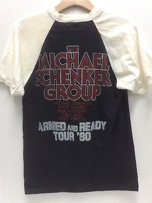 Vintage MICHAEL SHENKER GROUP tee shirt size M