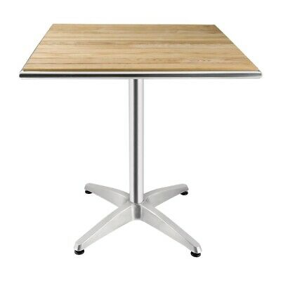 Ash Top Table Square 700mm (Next working day UK Delivery)