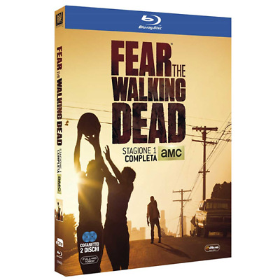 Fear The Walking Dead - Stagione 01 (2 Blu-Ray)  [Blu-Ray Nuovo]