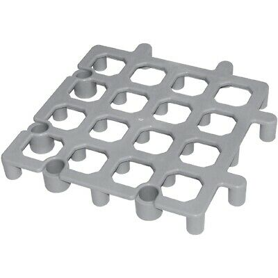 Vogue Plastic Dunnage Floor Rack (Pack of 2) (Next working day UK Delivery)