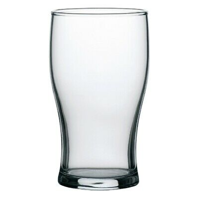 Arcoroc Tulip Beer Glasses 285ml CE Marked (Pack of 48) (Next working day to UK)
