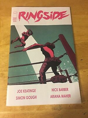 Ringside #1 from Image Comics!! NM!!
