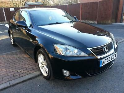 2006 LEXUS IS 220d TURBO ONE POUND NO RESERVE!!SOLD AS SEEN