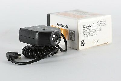 Quantum Instruments D23WR Wireless QTTL Adapter for Select Canon Digital Cameras
