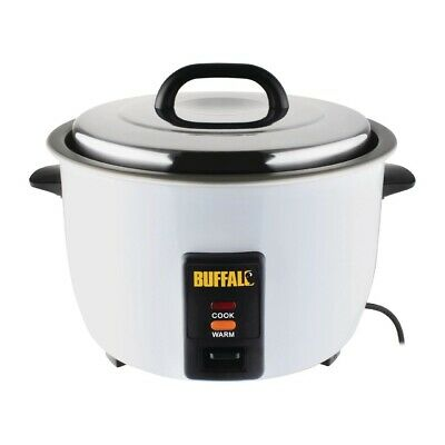 Buffalo Rice Cooker 4Ltr (Next working day UK Delivery)