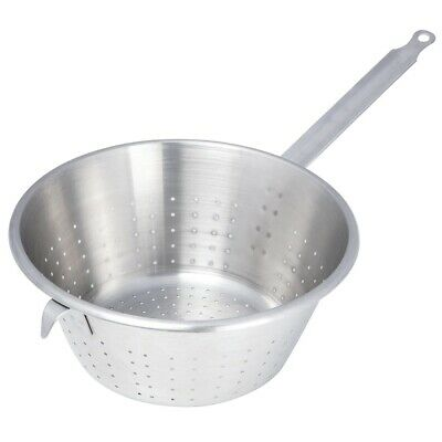 DeBuyer Stainless Steel Conical Colander With Hook 28cm (Next working day to UK)