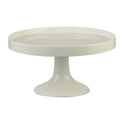 Vintage Cake Stand White (Next working day UK Delivery)