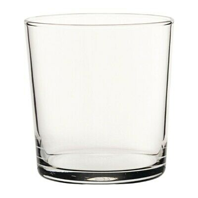 Utopia Tubo Tumbler 370ml (Pack of 12) (Next working day UK Delivery)