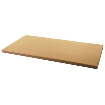 Werzalit Rectangular Table Top Beech 1100mm (Next working day UK Delivery)