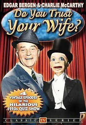 DO YOU TRUST YOUR WIFE - VOLUME. 1 NEW DVD, Classic, 1950's