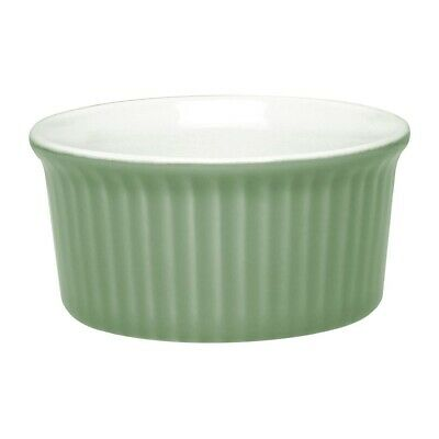 Olympia Pastel Ramekin Green 145ml (Pack of 12) (Next working day UK Delivery)