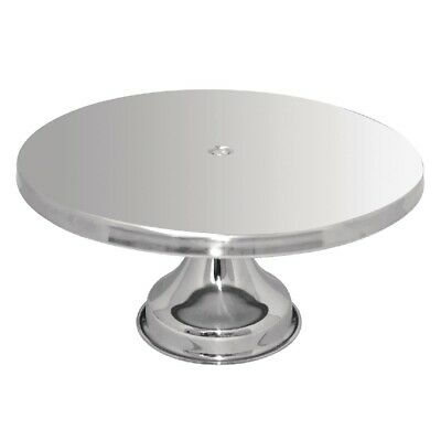 Wedding Cake Stand Silver (Next working day UK Delivery)