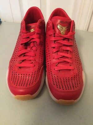 official photos c7893 ac70d Nike KOBE X MID EXT Basketball Shoes 802366 600 Men s Size 10 Red