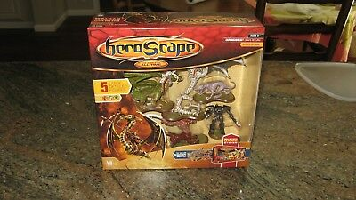 Heroscape Orm's Return - Heroes of Laur Expansion Set Box, Factory-Sealed