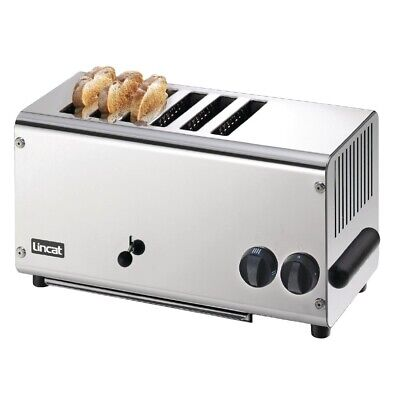 Lincat 6 Slice Toaster LT6X (Next working day UK Delivery)