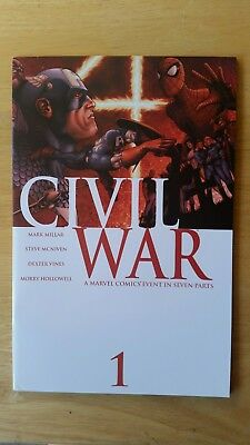 Civil War #1 NM/9.4 2006