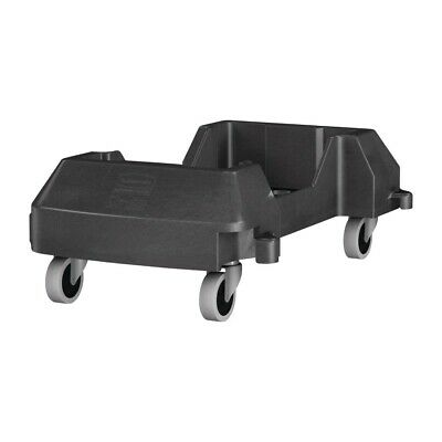 Rubbermaid Slim Jim Container Interlocking Dolly (Next working day UK Delivery)