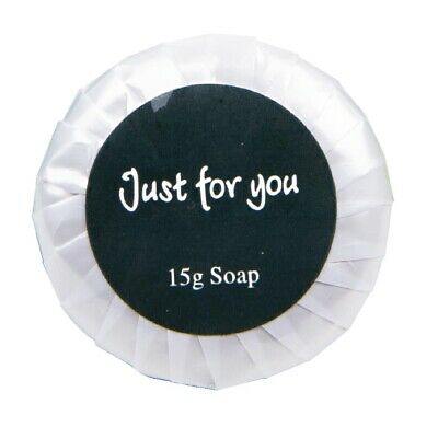Just for You Soap (Pack of 100) (Next working day UK Delivery)