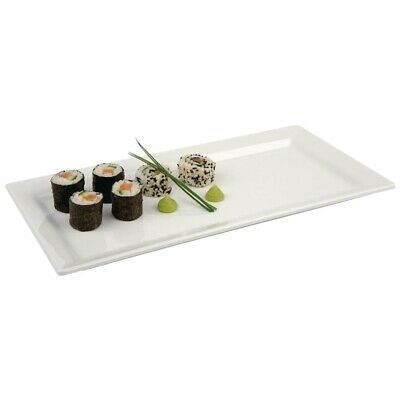 APS Pure Melamine Rectangular Tray 14in (Next working day UK Delivery)