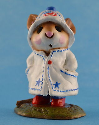 "Wee Forest Folk, M-180, ""April Showers"" LTD EDITION USA Mint"