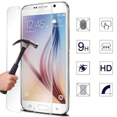 New Samsung Galaxy S7 Edge 3D 9H Clear Tempered LCD Glass Screen Protector