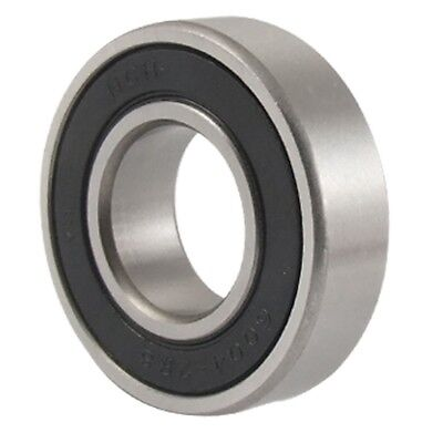 5X(6004-2RS Double Side Sealed Ball Bearing 20mm x 42mm x 12mm V9E7)