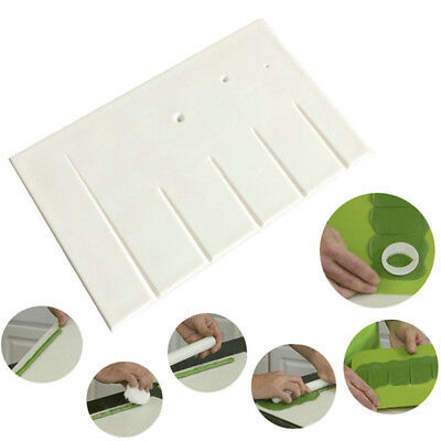 Petal Leaves Veining Board Flower Modelling Cake Fondant Decoration Baking Tool-