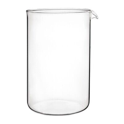 Spare Glass For 12 Cup Cafetiere (Next working day UK Delivery)