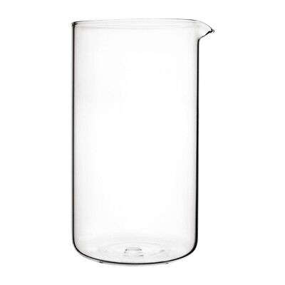 Spare Glass For 8 Cup Cafetiere (Next working day UK Delivery)