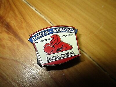Holden Parts and service - Top Quality Lapel Pin Badge -  Classic Holden