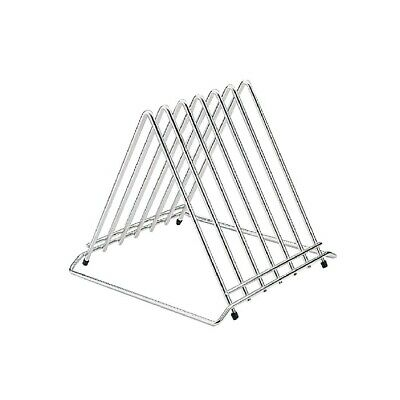 Hygiplas Triangle Chopping Board Rack (Next working day UK Delivery)