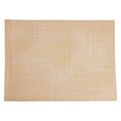 APS PVC Placemat Beige (Pack of 6) (Next working day UK Delivery)