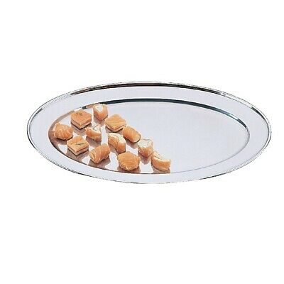 Oval Serving Tray 26in (Next working day UK Delivery)