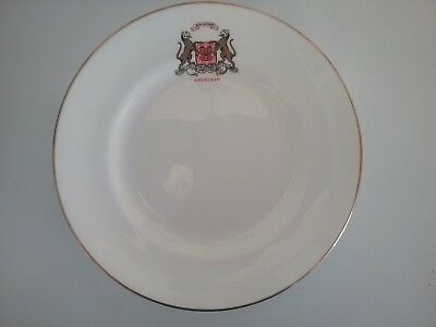 "KENT  CHINA  PLATE  ""ABERDEEN"" ...Made in England ... Vintage  COLLECTABLE  VGC."