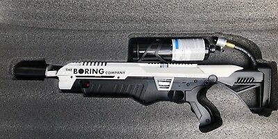 The Boring Company Not a Flamethrower Instruction & Instruction Manual Elon Musk