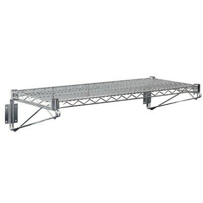 Vogue Steel Wire Wall Shelf 610mm (Next working day UK Delivery)