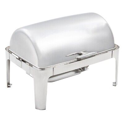 Olympia Madrid Roll Top Chafing Dish (Next working day UK Delivery)