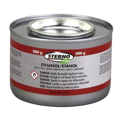 Sterno Gel Chafing Fuel 2 Hour x 144 (Pack of 144) (Next working day to UK)