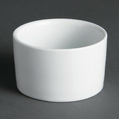 Olympia Whiteware Contemporary Ramekins 70mm (Pack of 12)