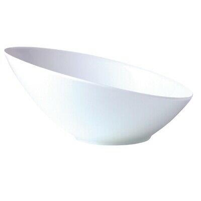 Steelite Sheer White Bowls 252mm (Pack of 6) (Next working day UK Delivery)