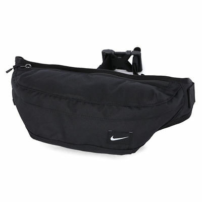 9f8006281be28 Nike Waist Pack Fanny Bum Waist Bag Waistpack Travel Pouch Sack BA4272-067  Black
