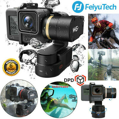 Feiyu WG2 WaterProof Wearable Gimbal For GoPro HERO6/5/4 Session Action Cameras