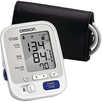 Omron 5 Series Upper Arm Blood Pressure Monitor with Cuff that fits Standard and