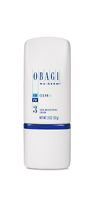 Obagi Nu Derm Clear FX Skin Brightening Cream 2 oz