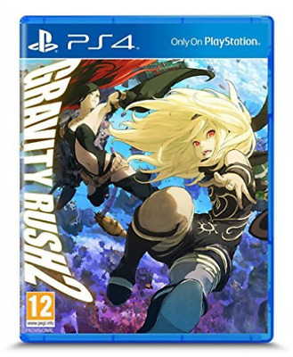 Gravity Rush 2 (PS4)  (UK IMPORT)  GAME NEW