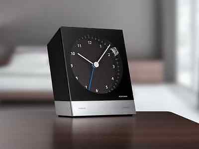 jacob jensen wecker design quarzwecker alarm clock snooze beleuchtung 342 eur 69 50. Black Bedroom Furniture Sets. Home Design Ideas