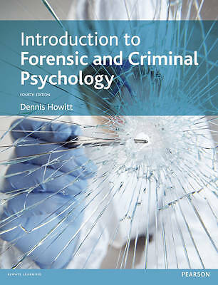 Introduction to Forensic & Criminal Psychology-ExLibrary