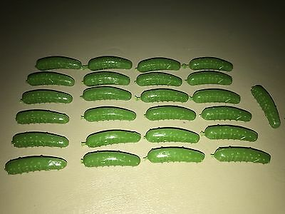 25 HEINZ PICKLE PINS, official collectible, lot of 25 new
