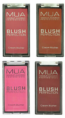 New Mua Make Up Academy Blush Perfection Cream Blusher BUY 1 GET 1 20% OFF